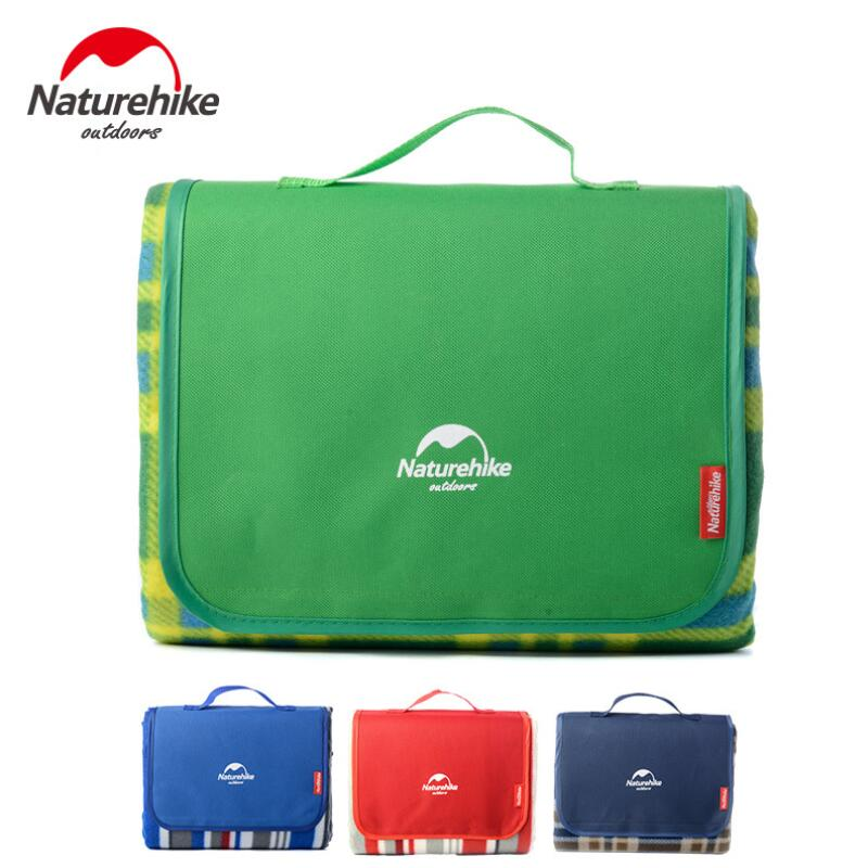 Naturehike Waterproof Aluminum Film Foldable Outdoor camping picnic mat moisture pad crawling mat beach mats Tent pad NH60C061-Y