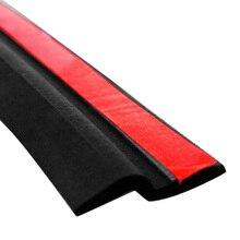 אוטומטי גומי חותמות סוג Z רכב חותם Weatherstrip גומי חותמות לקצץ מילוי דבק צפיפות גבוהה חותם עבור מכוניות 2 3 4 5 8 M