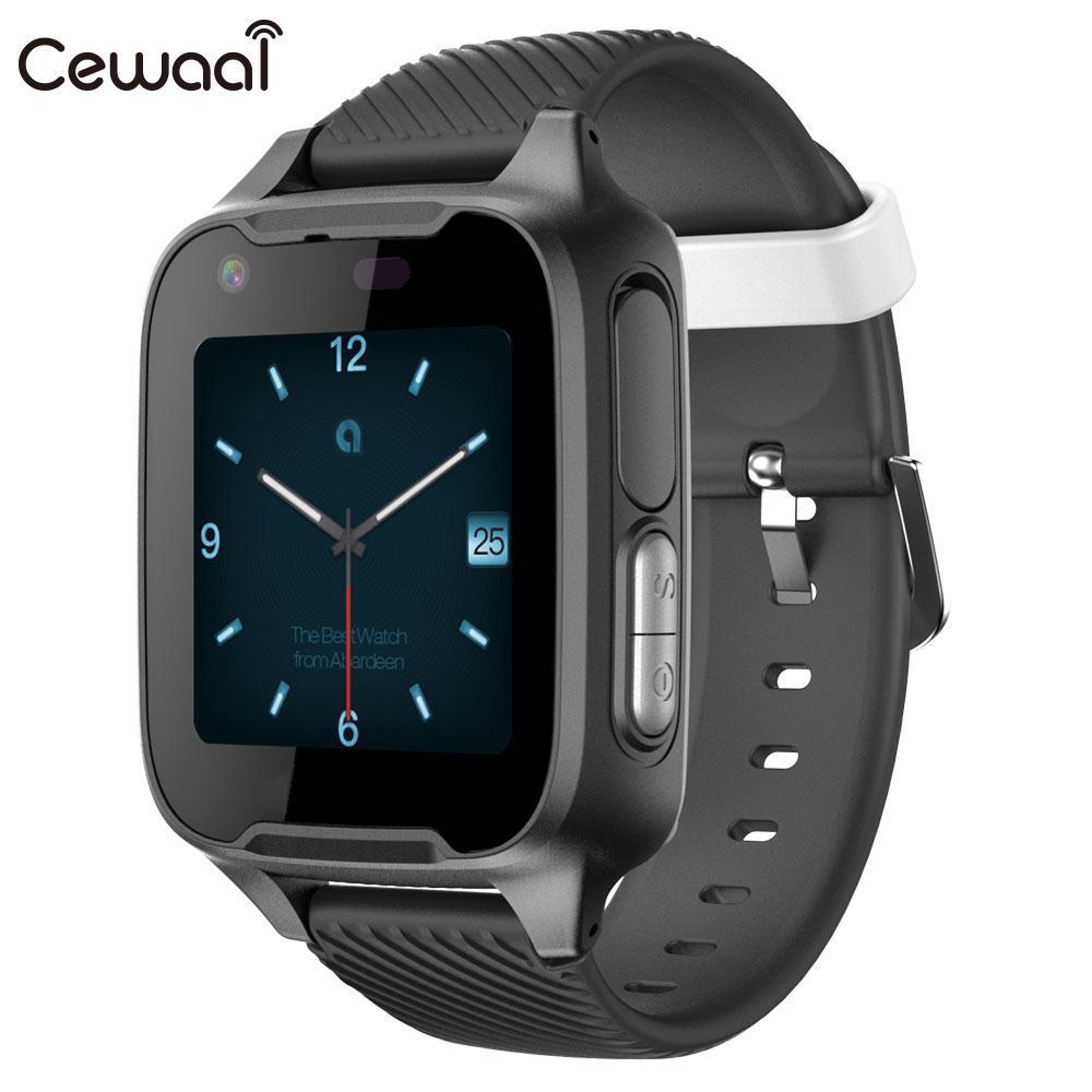 Cewaal Abardeen V328 Montre Smart Watch Vidéo Appelant 4g SOS Enfants Montre Smart Watch Prime Wifi Enfants Montre Smart Watch Écran Tactile
