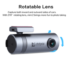 2K Resolution HD DVR Dash Cam High Quality Wifi 1080P Night Vision