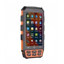 IP65 Outdoor New Handheld PDA Android 7.0 1D 2D Barcode Scanner Fingerprint Reader RFID Reader