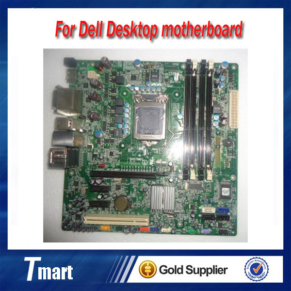 ФОТО 100% working for dell XPS 8100 DH57M01 Desktop Motherboard G3HR7 T568R fully tested
