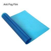 30cm de largura azul camada protetora anti nevoeiro janela filme claro espelho do banheiro película protetora macia acessórios para casa vinil|Janela lateral| |  -