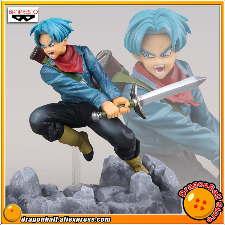 Dragon Ball Z DBZ Super Figure Soul × Soul FUTURE TRUNKS Banpresto Japan NEW