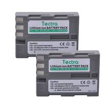 Tectra 2PCS EN-EL3E ENEL3E Li-ion Digicam Battery for Nikon D50 D70 D70s D80 D90 D100 D200 D300 D300S D700 MB-D10 MB-D80 Grips