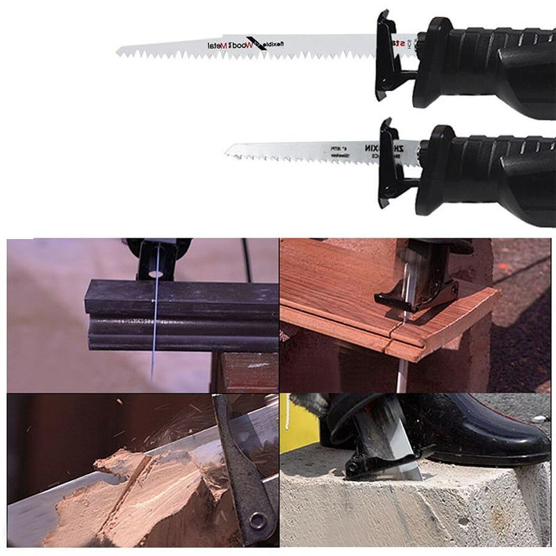 6Pcs S644D+4Pcs S1531 Saber Saw Blades Tiger Saw For Wood Metal Cut SDF-SHIP