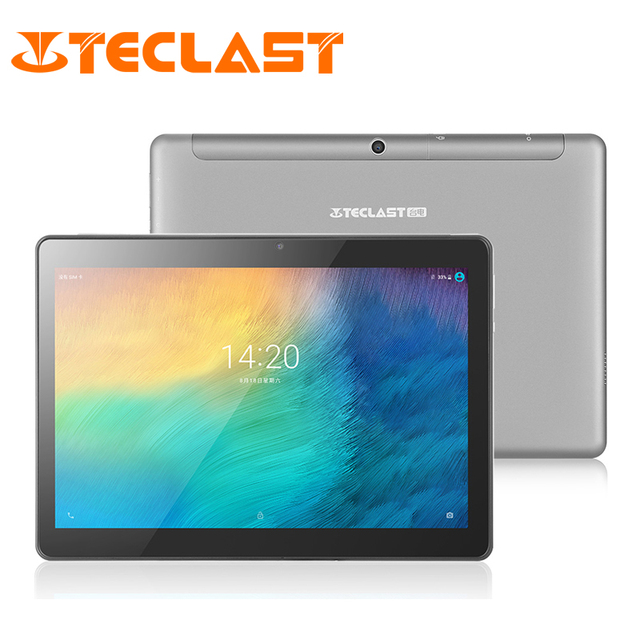 Teclast M20 планшетный ПК 4G сеть MT6797 X23 Deca Core 4 Гб ram 64 Гб rom Android 8,0 10,1 дюймов 2560*1600 gps Phablet