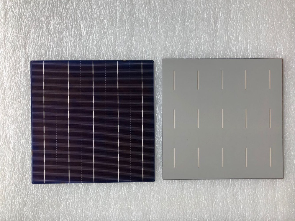 30Pcs 4.5W 18.6% 5BB Efficiency Polycrystalline Silicon Solar Cell 156.75MMx156.75MM For Sale-in Solar Cells from Consumer Electronics    1