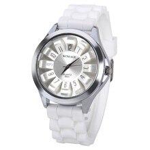 Hot Sale High Quality Fashion Silicone Watch women ladies Dress quartz wrist Watch GW-17