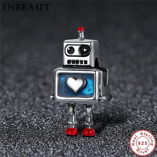 pandora charms robot