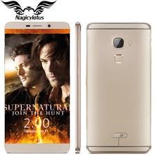 "Original Letv Le Max X900 Teléfono Celular Snapdragon810 64Bit Octa Core 6.33 ""2560x1440px 4 GB RAM 32/64 GB ROM 21MP 3400 mAh Teléfono Inteligente"