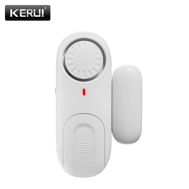 KERUI D1 Wireless Small Independent Door Magnetic Standalone Door/Window Sensor Alarm Sucerity Protection alarm
