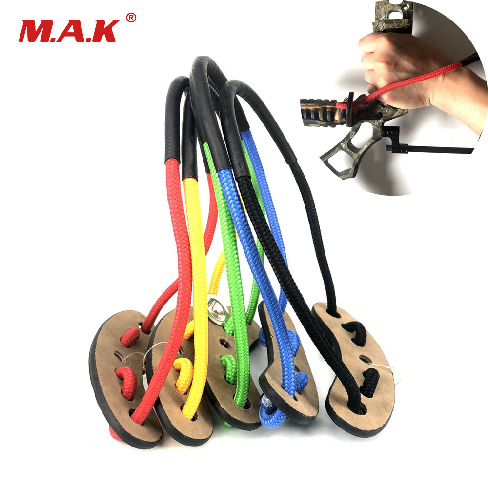 Archery Adjustable Strap Compound Bow Take Down Bow Wrist Sling Ropes