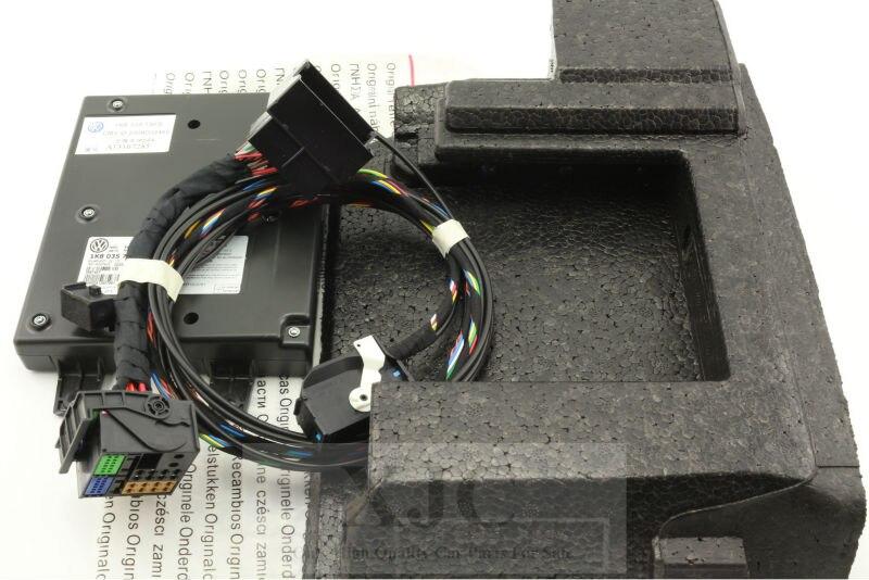 Bluetooth Module 9w2 1k8 035 730 D Microphone Harness No