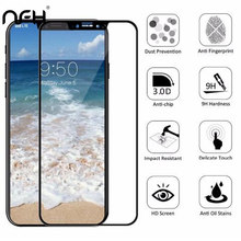 3D 4D Advanced 5D полное покрытие Экран протектор Защитная Стекло для iPhone 7 8 плюс 9 H взрыв защитная пленка чехол для iPhon X
