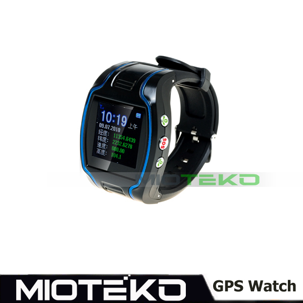 The newest watch gps  tracker With Calls Time and Date Support GSM/GPRS  Tracking system