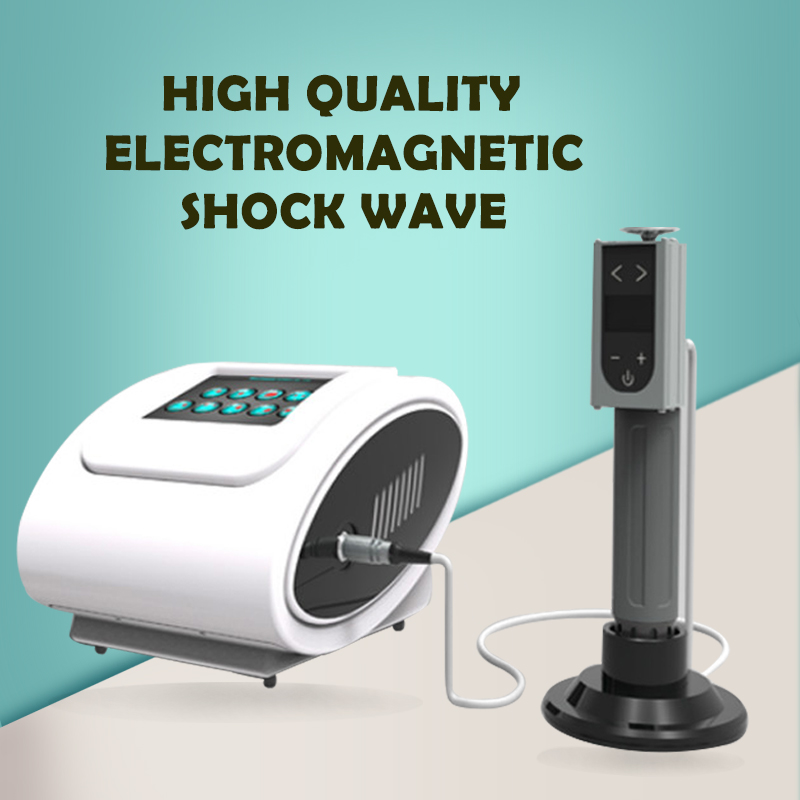 Acoustic Wave Theraphy For ED Electromagnetic Shock Wave Therapy Machine For Countering ED Erectile Dysfunction Physical Therapy