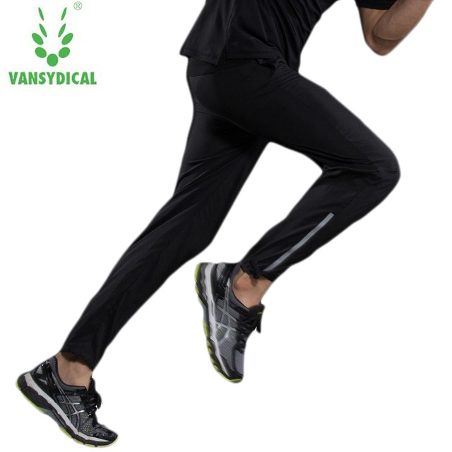 Night Reflective Male Tracksuit Bottoms Gym Pants Men Workout Jogging Pants Men Sportswear Joggers Sports Pants Men Trousers