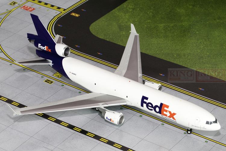 MD-11F Federal Express N608FE G2FDX434* 1:200 GeminiJets commercial jetliners plane model hobby