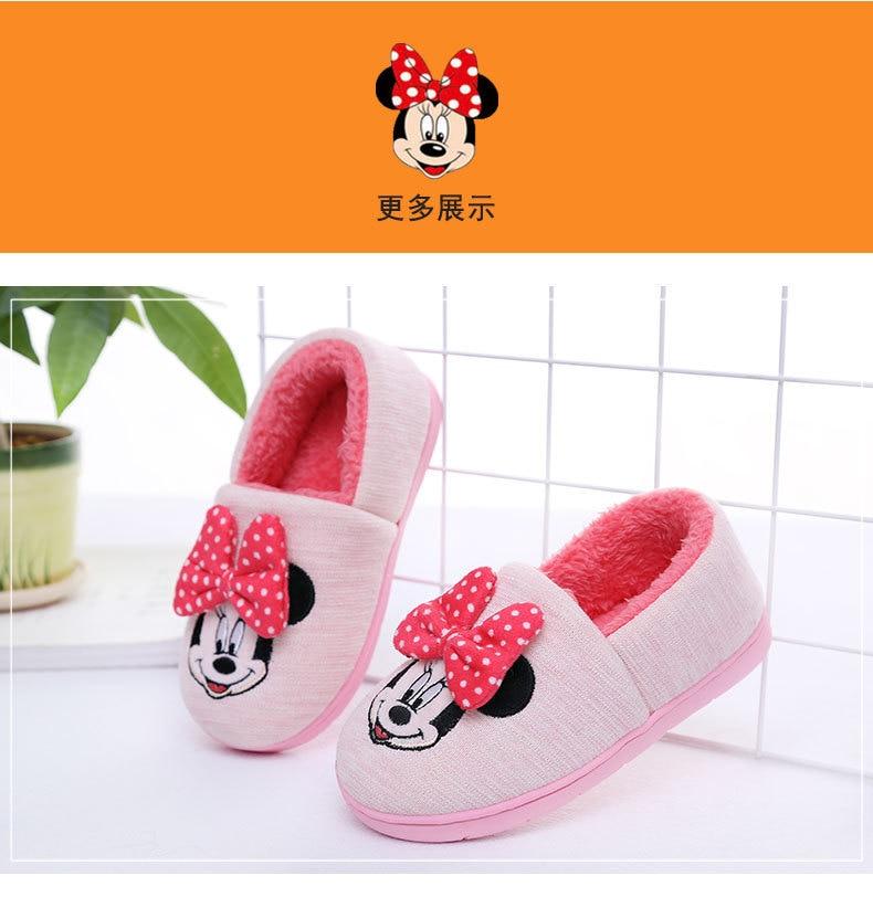 chinelo sapatos meninos meninas indoor chinelo aquecimento casa criança sapatos de bebê