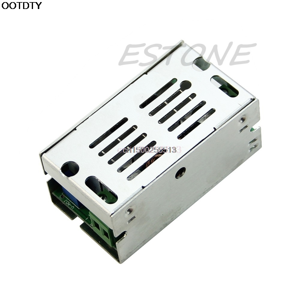 5A High Current DC-DC Boost Buck Automatically Step Up Down Power Converter New