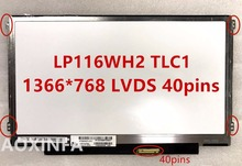 Envío libre B116XTN04.0 TLC1 N116BGE-L41 LP116WH2 N116BGE M116NWR1 R0 de L42/R4 LTN116AT07 CLAA116WA03A SOPORTES LATERALES de 40 PINES