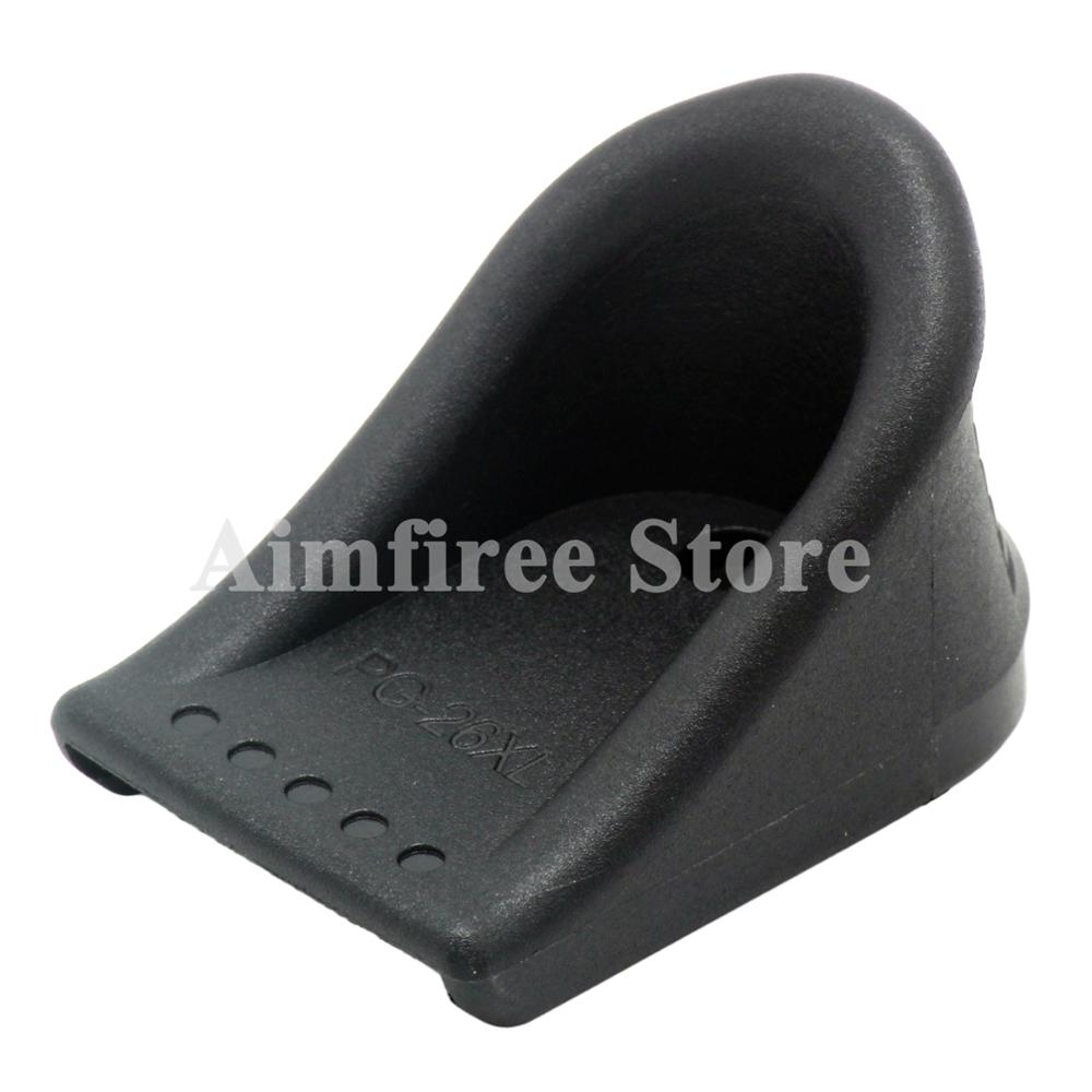 33 27 Tactical Hunting Magazine Grip Extension Plus Base Case for Glock 26