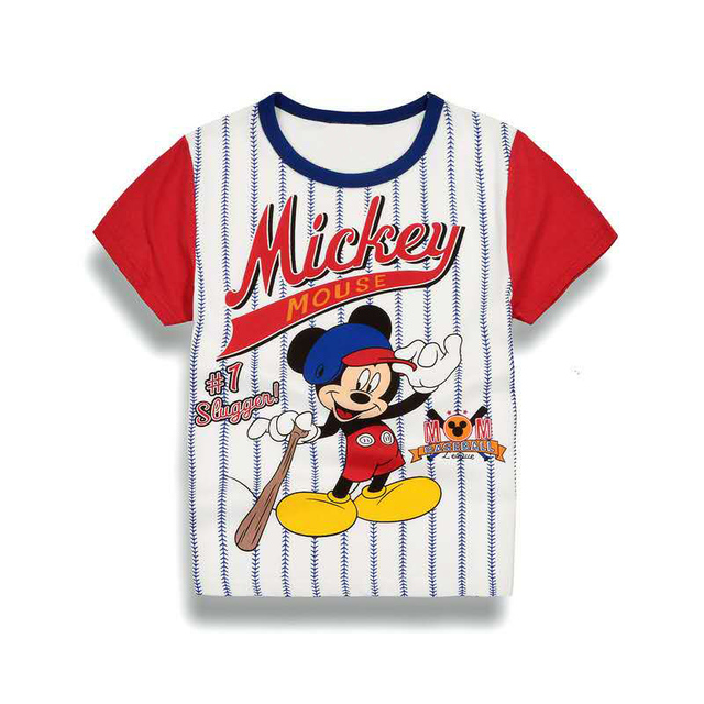 Mickey Mouse T-shirts Collections