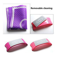 Silicone Cushion Pillow Wrist Pad Nail Art Arm Rest Manicure Table Hand Holder Hand Rests Washable Mat Pad Foldable Tools