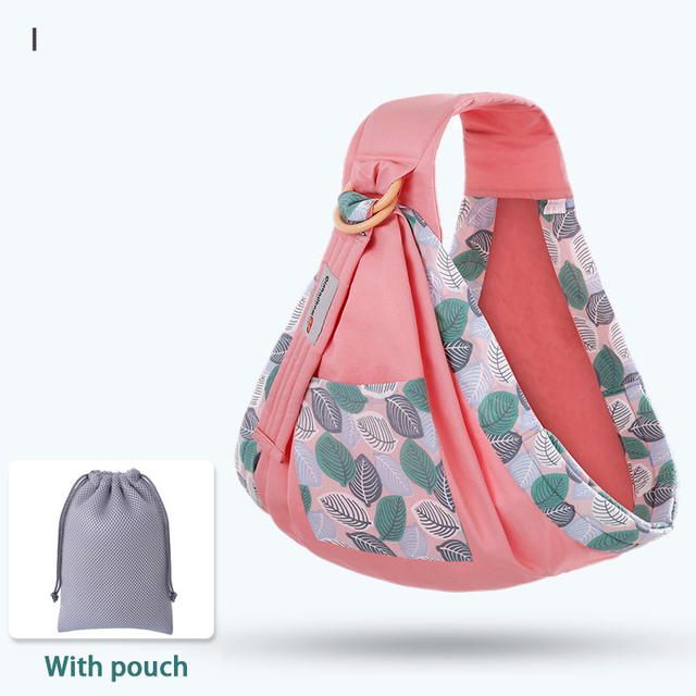 Baby Wrap Carrier Newborn Sling Dual Use Infant  Nursing Cover Carrier Mesh Fabric Breastfeeding  Carriers Up to 130 lbs (0-36M)   Happy Baby Mama