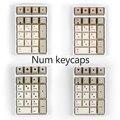 Proceso de sublimación térmica num kbdfans keycaps 22 enjoypbt perfil para teclado mecánico cherry