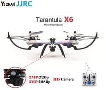YiZhan JJRC Tarantula X6 Quadcopter With 2MP or 5MP Wide Angle HD Camera 2.4G 6 Axis RC Helicopter Professional Drone VS H12C
