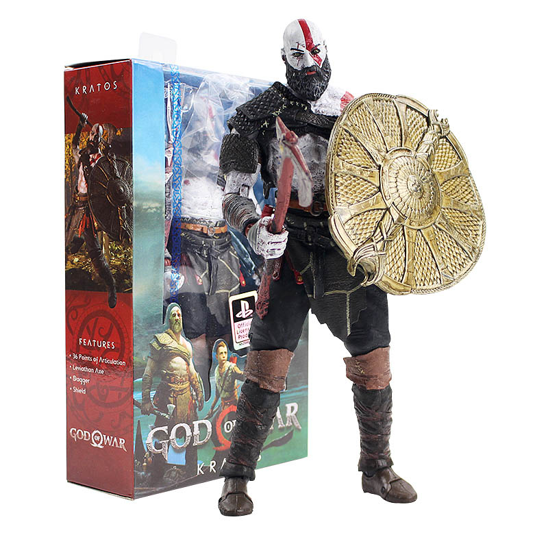 19cm God War Ghost Sparta Kratos in Ares Armor Figurine PVC Action Figure Collectible Model Toy For Kids Gift19cm God War Ghost Sparta Kratos in Ares Armor Figurine PVC Action Figure Collectible Model Toy For Kids Gift