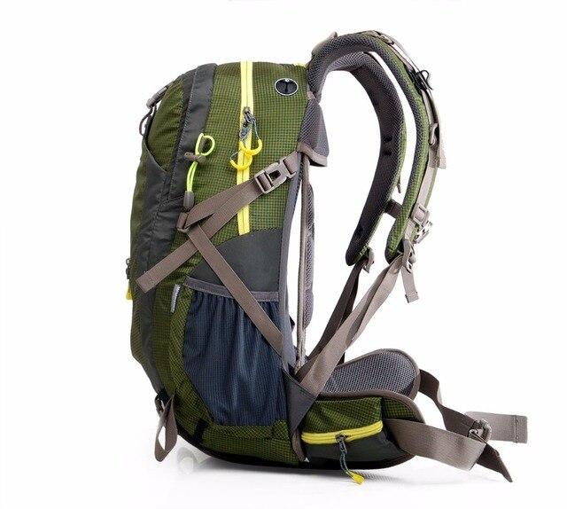 Maleroads 40L Hiking Backpack Trekking Rucksack Travel backpack Outdoor Sport Bag for Women Men Climber Camping Backpack Mochila