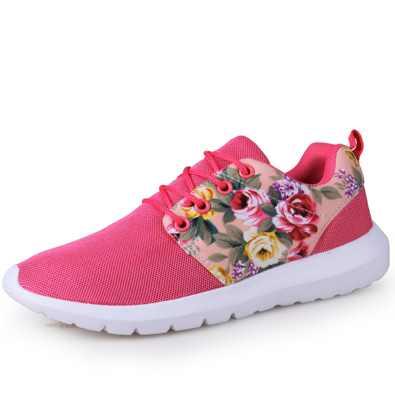 Sports & Entertainment Tennis Shoes Women Sneakers Lightweight Female Outdoor Athletic Air Mesh Soft Walking Sport Tennis Trainers Shoes Women Cheap