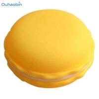 Ouhaobin 8 шт. наушники SD Card Macarons сумка большая коробка для хранения Чехол чехол многоцветный Коробки для наушников и Прочие ожерелья и подвески ...