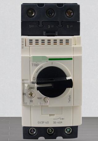 GV3P Circuit Breaker  GV3P40  GV3-P40 30-40A   motor protector