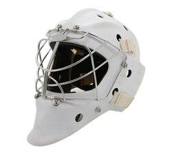 Взрывозащищенный голову спортивный костюм вратаря Хоккей шлем защитные шлемы защитный шлем уход за кожей лица