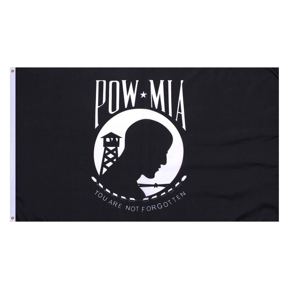 POW MIA Silver Pocket Money Clip Cash Holder You Are Not Forgotten Military