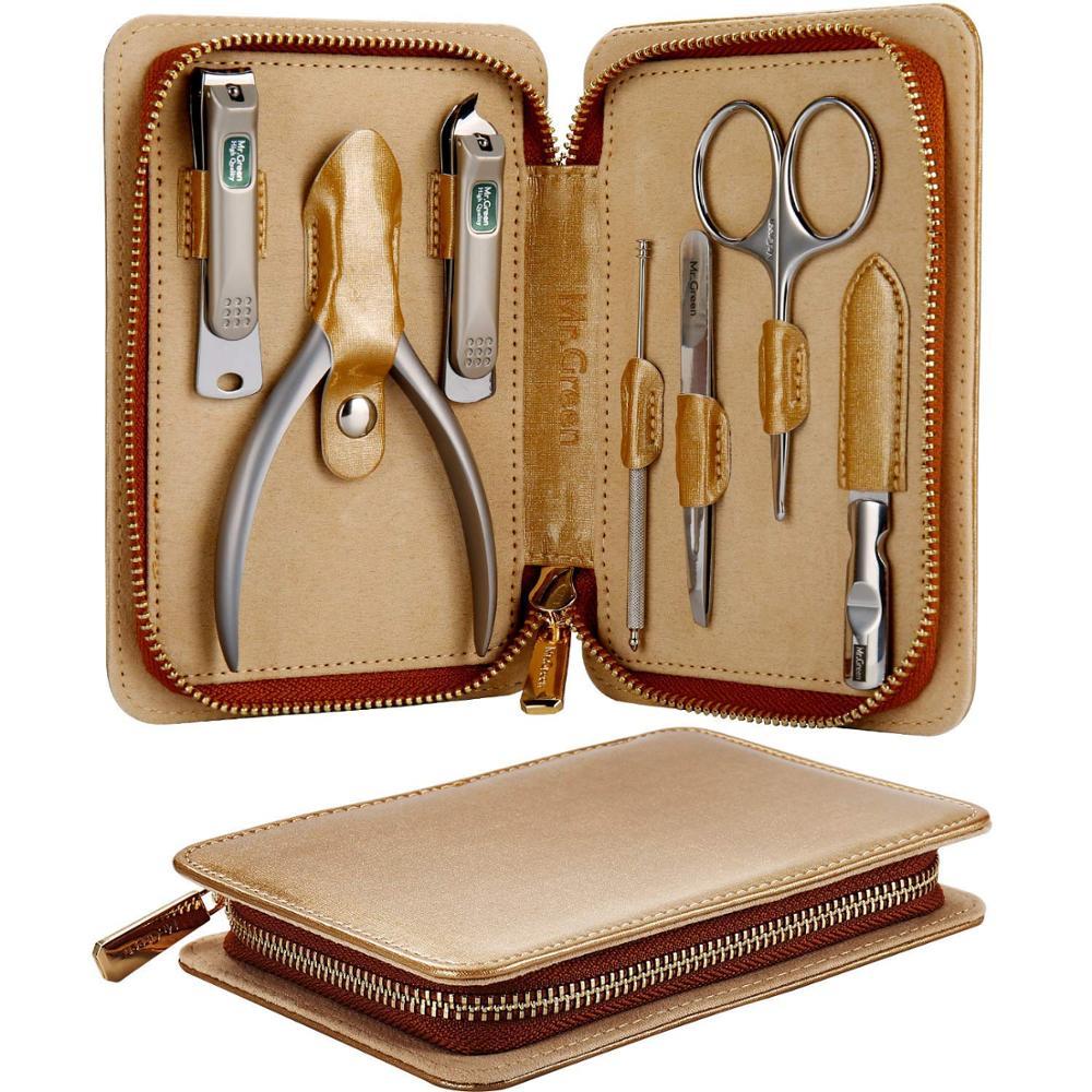 MR. GREEN Педикюр Кусачки для ногтей подарочный набор семейный набор для ногтей из нержавеющей стали