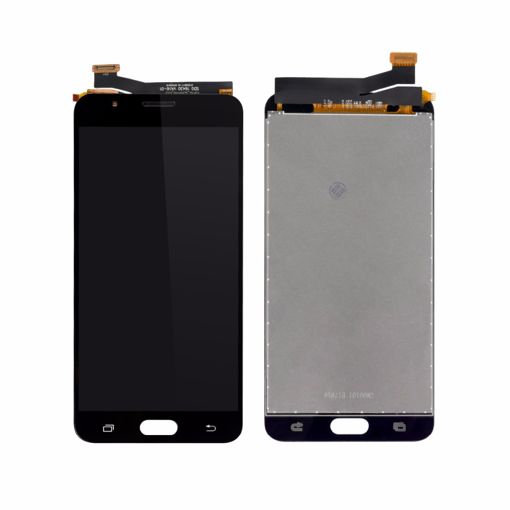 5Pcs/Lot AAA Screen Replacement For Samsung Galaxy J7 Prime On7 Prime G610F G610M  G610Y LCD Display and Digitizer Assembly