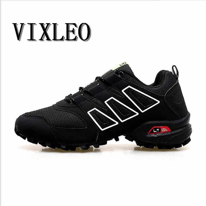 68845ade4f7c1 Vixleo Мужская Спортивная обувь беговые кроссовки для спортзала кроссовки  для мужчин boost 350 tn дышащие кроссовки
