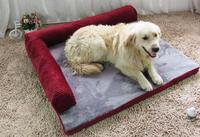 Large Dog Bed Pet Mat Puppy Cat Bed House Kennel Sofa Cushion Soft Pet Sleeping Bag Funny Warm 1PC