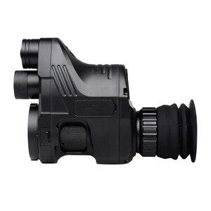 Image 2 - Polowanie taktyczne cyfrowy luneta z noktowizorem w dzień, jak i w nocy zakresy mocowanie za pomocą kamery funkcja