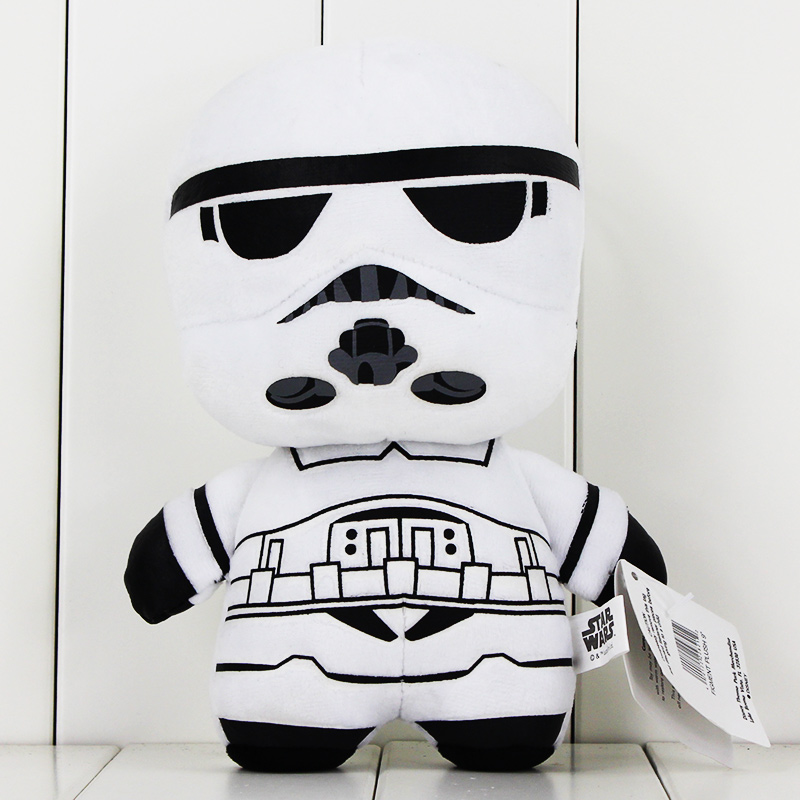 9ff0cc977fa 17 20cm Star Wars Plush Toy Character Plush Doll Super Deformed Boba Robot  Strom trooper Darth Stuffed Toy-in Movies   TV from Toys   Hobbies on ...