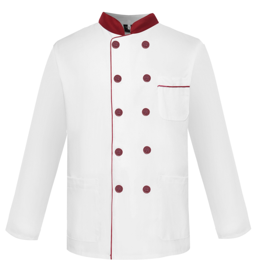 Chef Jackets Work Wear & Uniforms Chef Clothes Short Sleeve Summer Breathable Thin Kitchen White Chef Cake Shop Chef Clothing