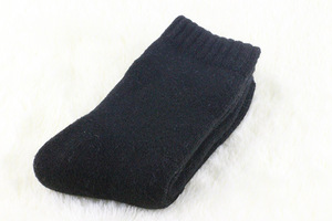 Image 4 - 1 ロット = 3 pairs = 6 枚のウールの靴下暖かい靴下プラス厚いビロード無地肥厚の冬のウール靴下男性の靴下 2019 冬