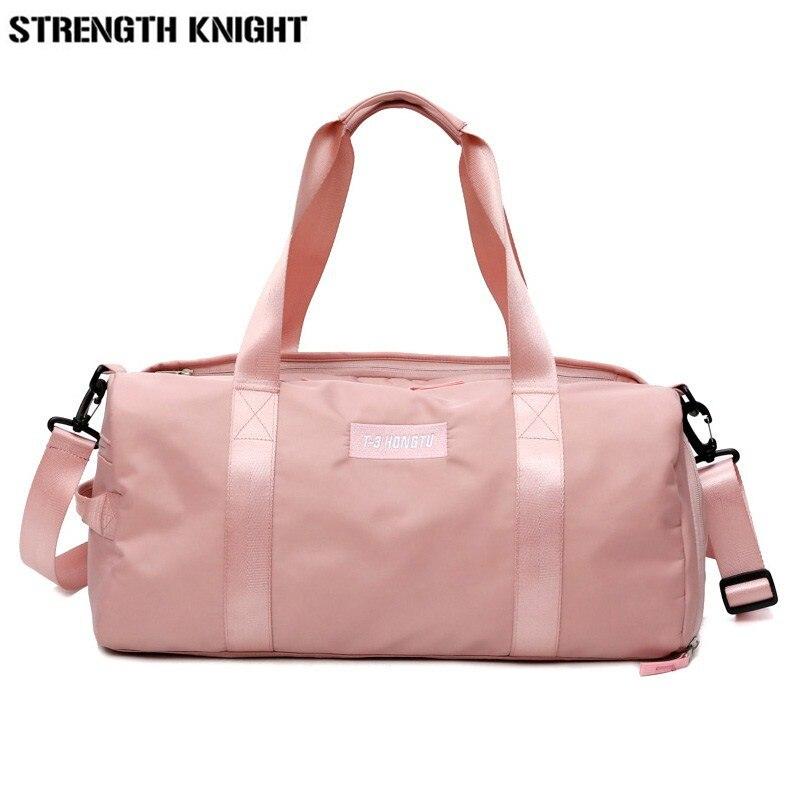Us 17 4 50 Off Women S Travel Bags Tote Reistassen Portable Men Luggage Handbags Weekend Bag Waterproof Duffle In From