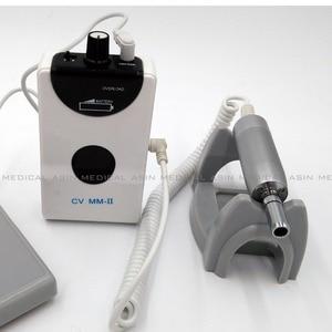 Image 3 - 新 50000 rpm 歯科ストレートハンドピースとポータブルミニマイクロモータ、ブラシレス電気マイクロモーター研磨