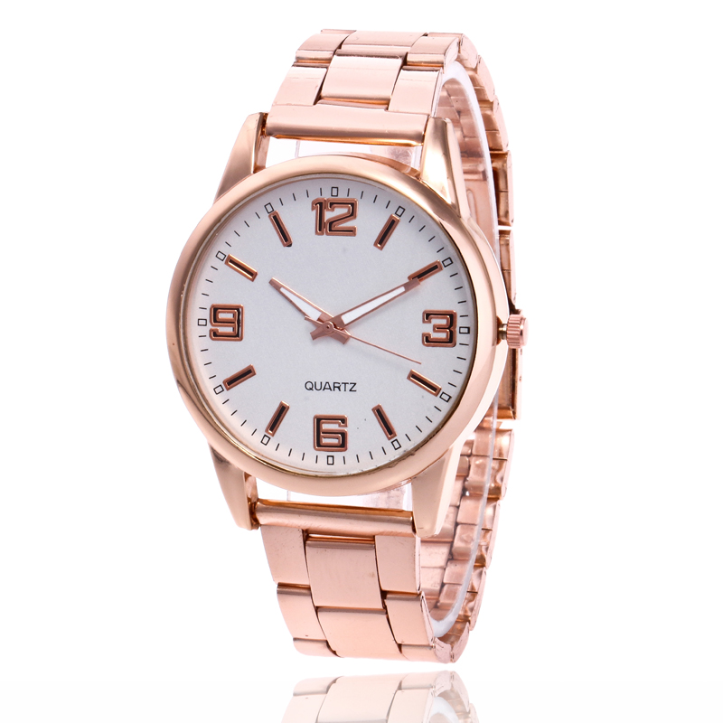 Fashion Women Dress Watches Luxury Womens Casual Ladies Rhinestone Quartz Watch Wristwatches Stainless Steel Relogio Feminino